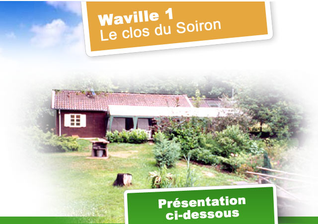 Fishing Lodges - WAVILLE 1 - WAVILLE - LORRAINE - France