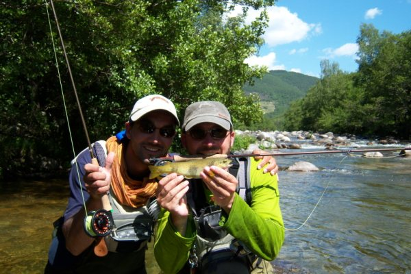 Fishing Photo Album & Gallery - TRUITE