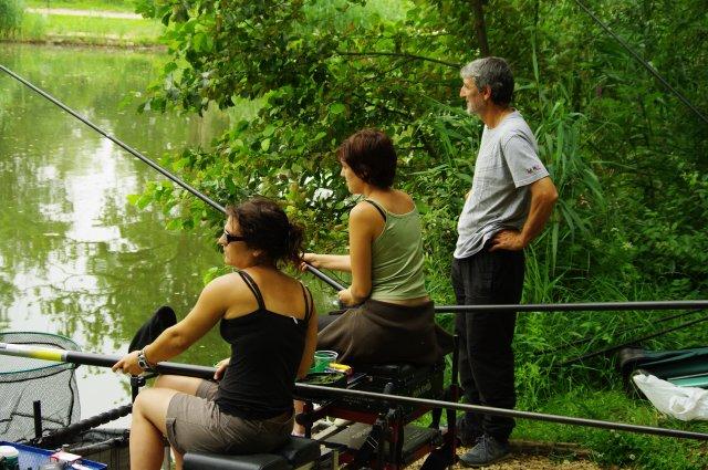 Fishing Photo Album & Gallery - concours femmes