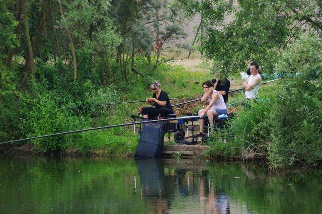 Album photos de Pêche & Galerie concours femmes