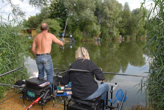 Coins de pêche intéressants, Hebergements pour vacances de pêche France, LORRAINE, MAIZIERES LES METZ - Pêche en eau douce